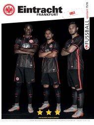 Test - Eintracht Frankfurt Spielzeit 15/16 Juli