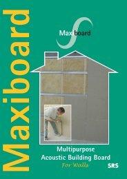 board Maxi - GRM Insulation Solutions