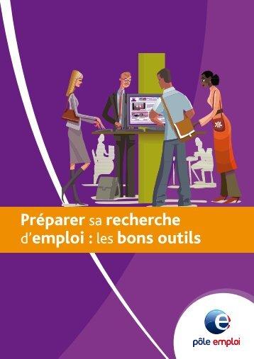 Préparer sa recherche d'emploi : les bons outils - Carrefour Emploi