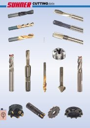CUTTINGdata - Suhner Automation Expert