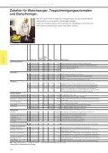 Zubehör für Waschsauger, Dampf - von Kärcher Center Benne - Seite 3