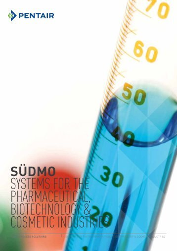 systems for the pharmaceutical, biotechnology & cosmetic ... - Südmo