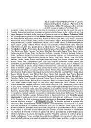 Ata Plenária 1686 - Crea-RS