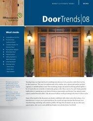 Door Trends