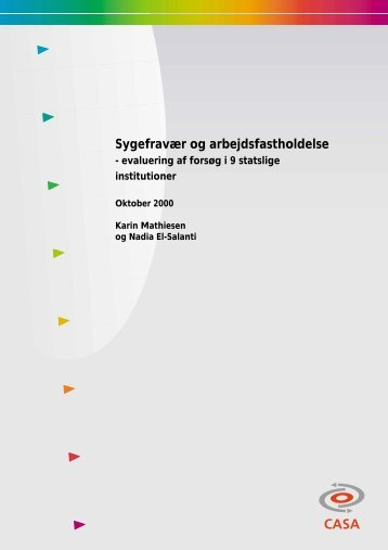 Download rapport - Center for Alternativ Samfundsanalyse