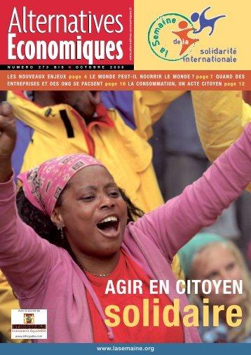 aGir en citoyen - Alternatives Economiques