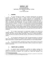 CIDH Informe Ralco - The Center for International Environmental Law