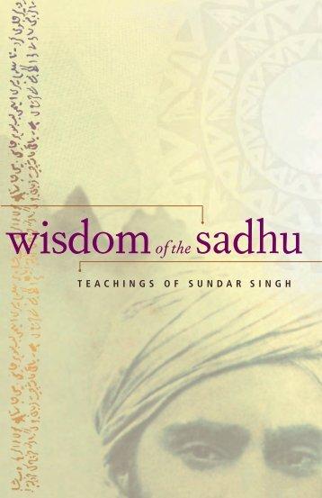 Wisdom of the Sadhu - Plough