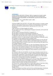 Directive 96/23/EC - Community Reference Laboratory for ...