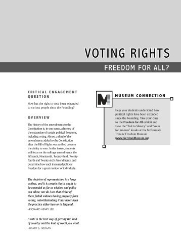 bill of rights institute essay The united states constitution has 27 amendments the first 10 amendments to the constitution are called the bill of rights the bill of rights was ratified, or.