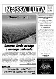 Jornal sticapjulhoultimo.p65 - Sindicato dos Trabalhadores nas ...