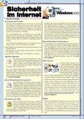 EINLADUNG ZUM CLUBABEND - PCNews - Seite 2