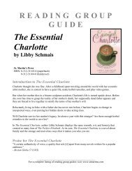 Introduction to The Essential Charlotte - Macmillan