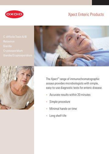 Xpect Enteric Disease