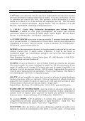 Projets retenus en 2004, décision 2005 - Rtbf - Page 3
