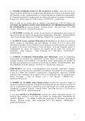 Projets retenus en 2004, décision 2005 - Rtbf - Page 7