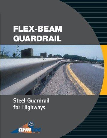 Flex-Beam Guardrail Accessories - Armtec