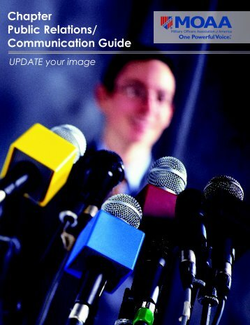 Chapter Public Relations/Communications Guide (.PDF)