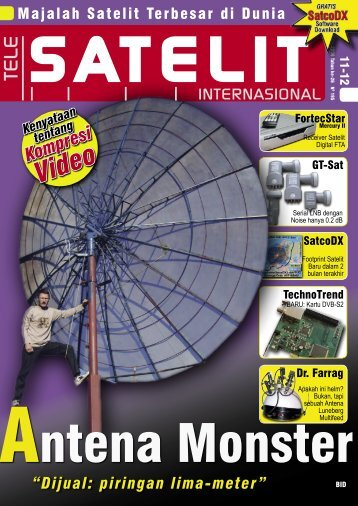 Apa itu LNB - TELE-satellite International Magazine
