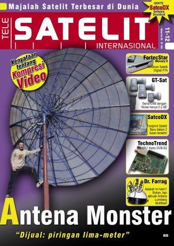 Apa itu LNB - TELE-satellite International Magazine