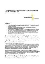 Tilpasset opplæring - utdrag fra artikkel.pdf - Ringsaker kommune