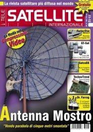 """Lente Luneberg """"reloaded"""" - TELE-satellite International Magazine"""