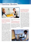 Bordet News 99 - Institut Jules Bordet Instituut - Page 5