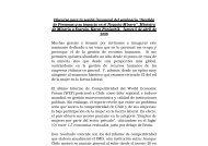 Discurso Ministra de Mineria y Energia - Sonami