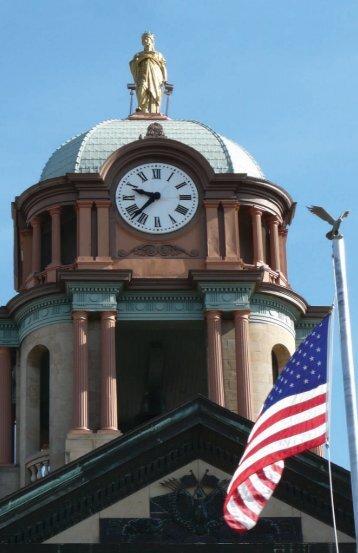 Judiciary Message - Unified Judicial System - State of South Dakota