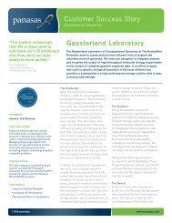 Gaasterland Laboratory