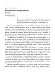 Notas sobre la violencia delictiva en Centroamérica - Temas