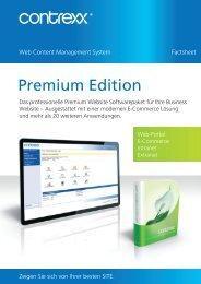 Premium Edition - Contrexx