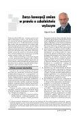 metody, formy i programy kształcenia - E-mentor - Page 5