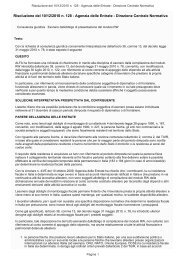 Risoluzione del 10/12/2010 n. 128 - Agenzia delle Entrate - uil varese