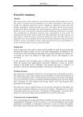 User driven innovation in the health care sector - Innomed - Page 5