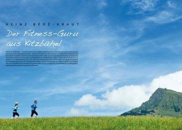 Der Fitness-Guru aus Kitzbühel - Bede-Kraut