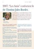 Cancers et environnement: mythes et réalités - Institut Jules Bordet ... - Page 4