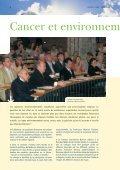 Cancers et environnement: mythes et réalités - Institut Jules Bordet ... - Page 6