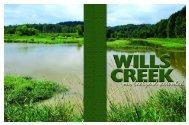 Wills Creek Watershed - Crossroads RC&D