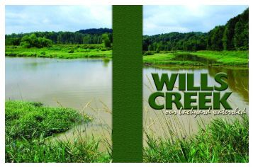 Wills Creek Watershed - Crossroads RC&D