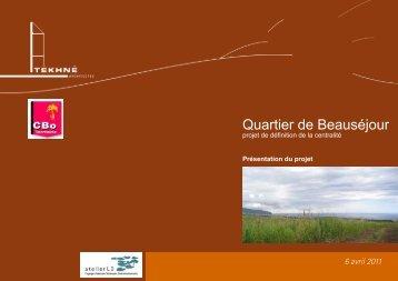 Présentation ZAC de Beauséjour à télécharger - Envirobat Réunion