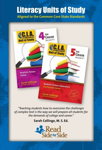 C.I.A. Brochure - Read Side By Side