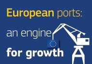 European ports: an engine for growth - Society of Maritime Industries