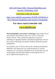 EDU 620 Week 4 DQ 1 Physical Disabilities and Assistive Technology (Ash).pdf