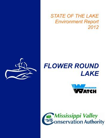 FLOWER ROUND LAKE - Mississippi Valley Conservation