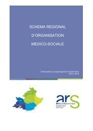 Le schéma régional d'organisation de l'offre médico ... - ARS Paca