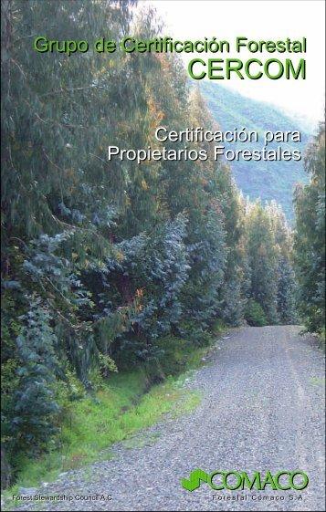 CERCOM CERCOM - Comaco Forestal