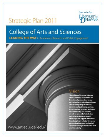 Download PDF Version - College of Arts and Sciences - University ...