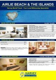AIRLIE BEACH & THE ISLANDS