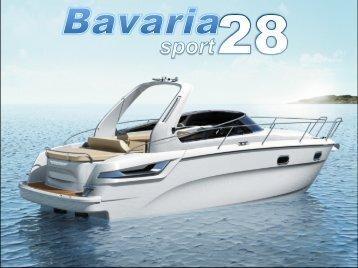 download presentation [pdf] - Bavaria Boats: HOME